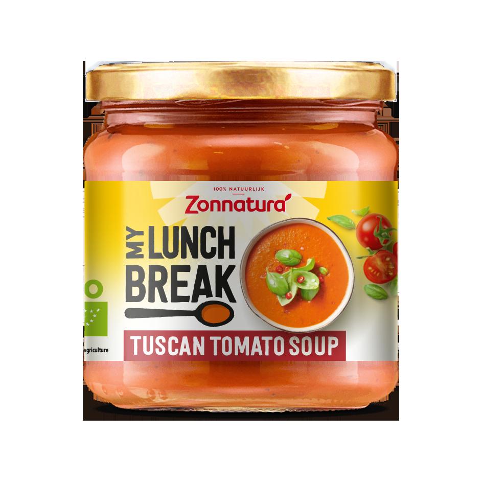 My Lunch Break Tuscan Tomato