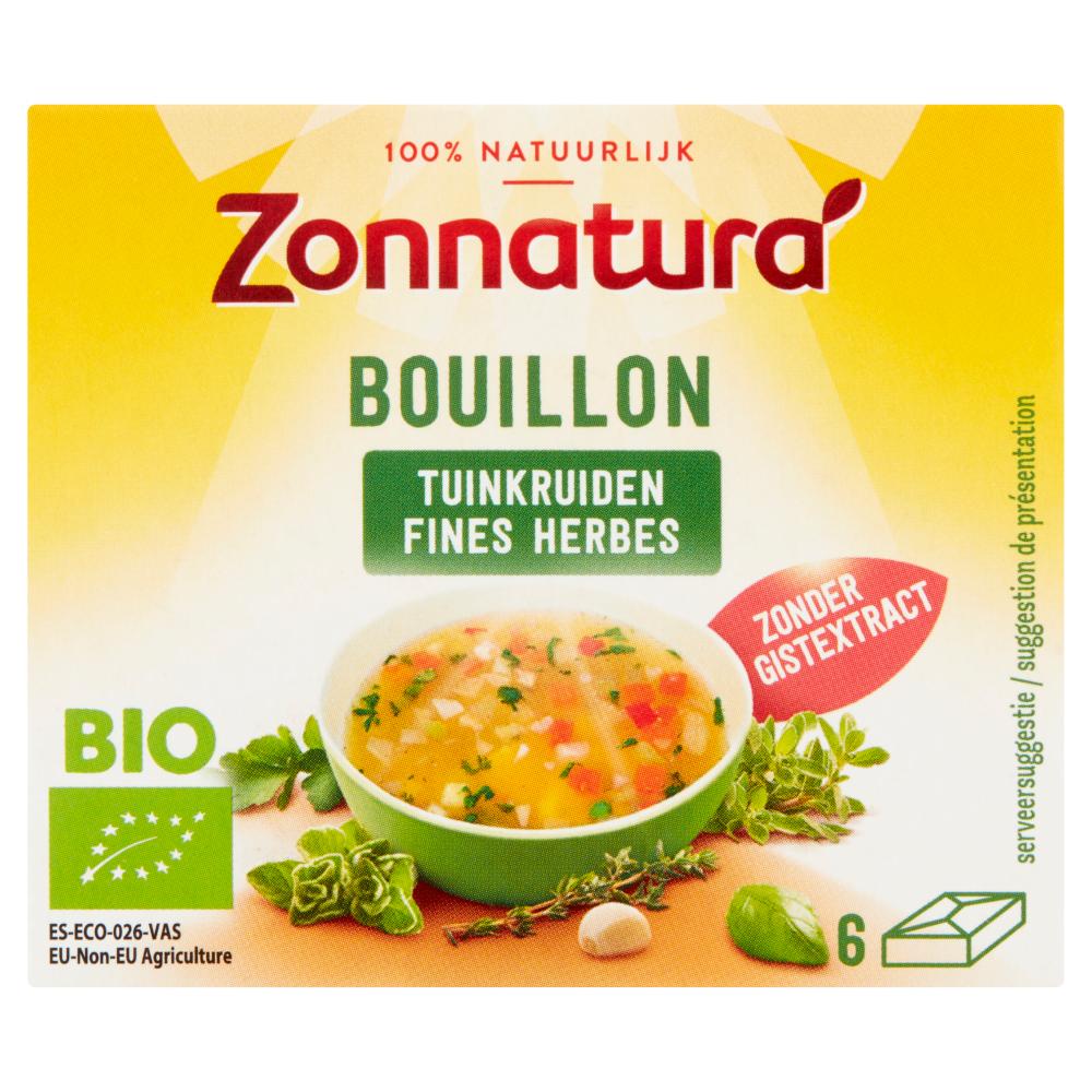 Tuinkruiden Bouillon Gistvrij